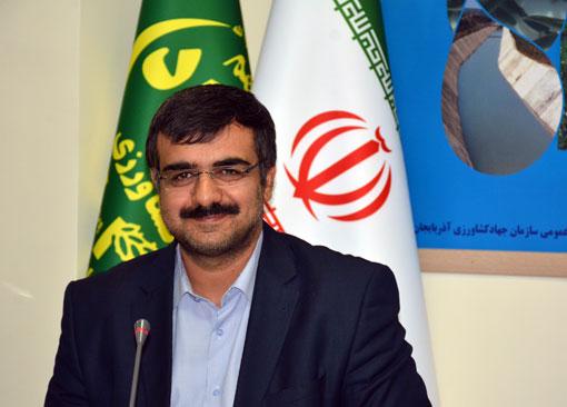 تشریح برنامه های ایام الله مبارک دهه فجر توسطرئیس مرکز تحقیقات و آموزش کشاورزی و منابع طبیعی آذربایجان شرقی