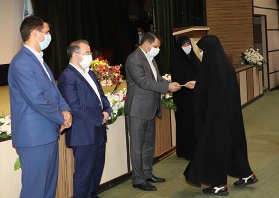 برگزاری همایش عفاف و حجاب در دادگستری تبریز