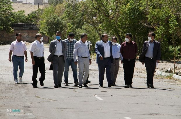 شهردار منطقه ۳ تبریز: بیش از ۱۸ هکتار به فضای سبز منطقه افزوده میشود