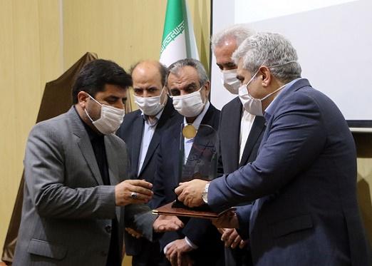 کسب رتبه برتر سازمان جهادکشاورزی استان آذربایجان شرقی در جشنواره شهید رجایی