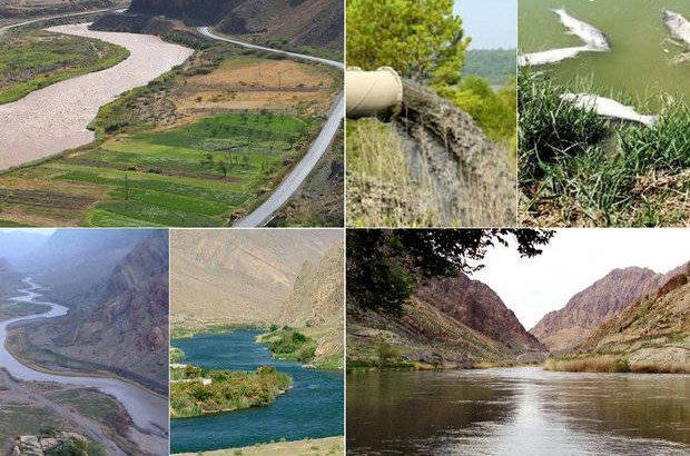 تشکیل کمیته ویژه برای پیگیری حقوقی مسأله آلودگی آب ارس