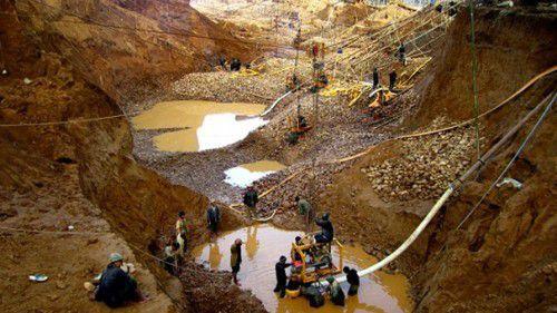 تشکیل تیم ویژه برای بررسی مسائل زیست محیطی معدن طلای اندریان