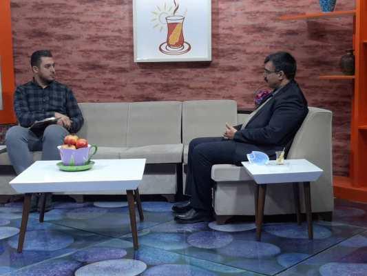 رئیس مرکز تحقیقات و آموزش کشاورزی و منابع طبیعی آذربایجان شرقی دستاوردهای تحقیقاتی مرکز را در شبکه سهند تشریح نمود