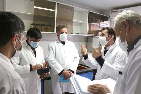  آزمایشگاه های استان آذربایجان شرقی از پرسنل متخصص و تجهیزات پیشرفته (high-tech) برخوردارند