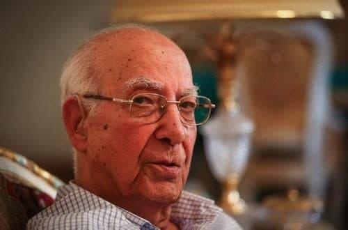 حسین صدقیانی، پدر فوتبال ایران