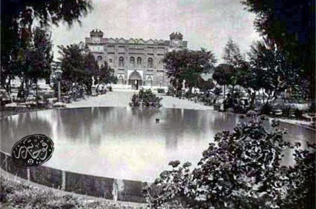 باغشمال تبریز