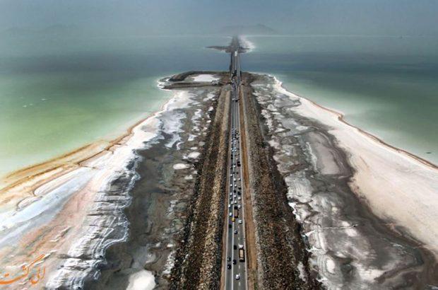 پنج سال دیگر دریاچه ارومیه خشک میشود؟