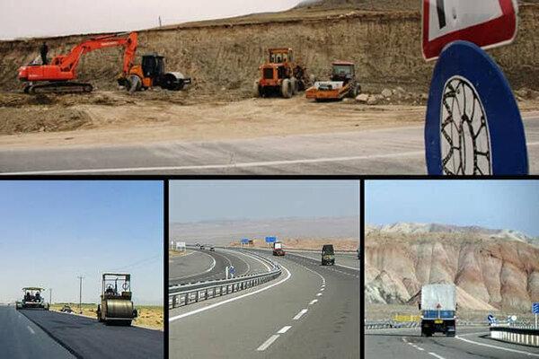 بزرگراه اهر به تبریز ۱۳ ساله شد؛ بزرگراهی که افتتاح نشده پیرشد/این بار وعده افتتاح پایان خرداد۱۴۰۰