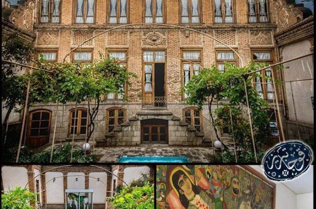 موزه محرم تبریز، خانه تاریخی صحتی